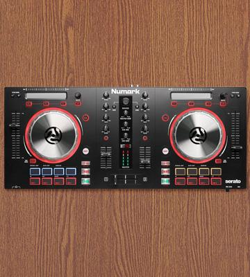Review of Numark Mixtrack Pro 3 Includes Built-In Sound Card