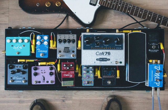 Best Pedal Boards to Arrange Your Effect Pedals the Way You Need