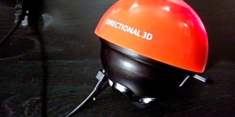 FishHunter Directional 3D Wireless Portable fishfinder in the use
