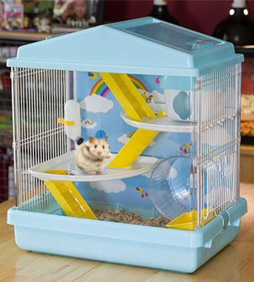 Review of IRIS USA 301261 Hamster and Gerbil Pet Cage