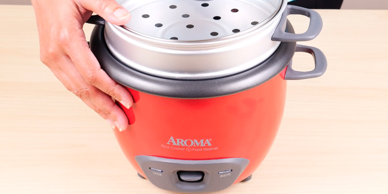Review of Aroma Housewares ARC-743-1NGB Rice Cooker and Food Steamer