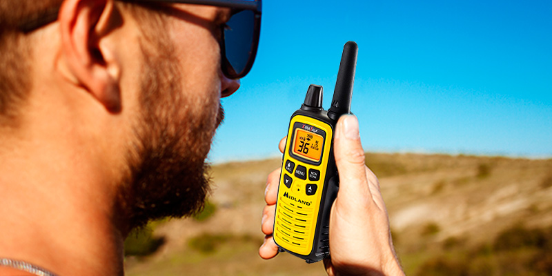 Review of Midland LXT630VP3 FRS Two-Way Radio