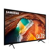 Samsung (QN55Q60RAFXZA) [Q60 Series] 55-Inch QLED 4K Smart TV with HDR (2019 Model)