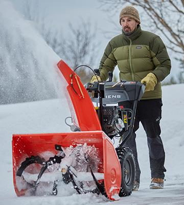 Review of Ariens 2Stage DLX Sno-Throw Plow