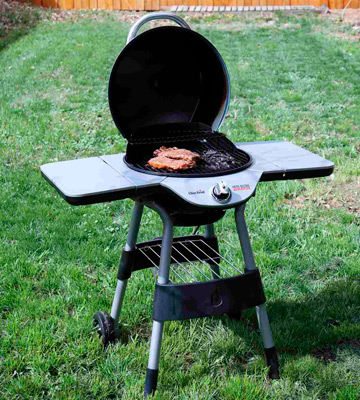 Review of Char-Broil Patio Bistro 240 Infrared Electric