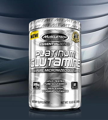 Review of MuscleTech Ultra Pure L-Glutamine