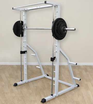 Review of Deltech Fitness Linear Bearing Smith Machine