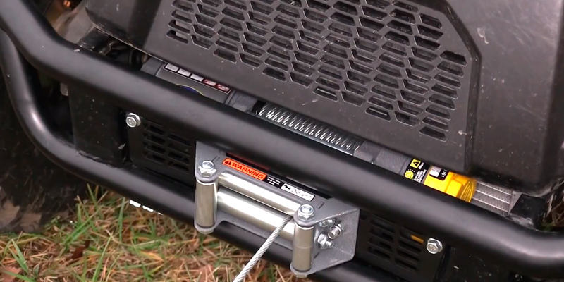 Review of Superwinch 1145220 Terra 45 ATV & Utility Winch