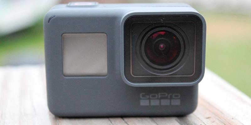 Detailed review of GoPro HERO5 Black Action Camera