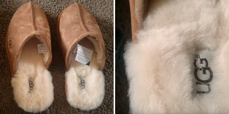 Review of UGG Scuff Men's Slipper