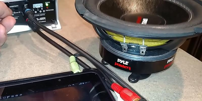 Pyle PLPW15D Subwoofer in the use