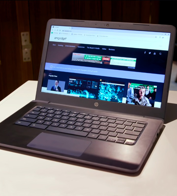 Review of HP Chromebook 2019 Newest HP 14 Lightweight Business -Intel Celeron Dual-Core Up to 2.4 GHz Processor, 4GB LPDDR4 RAM, 32GB SSD