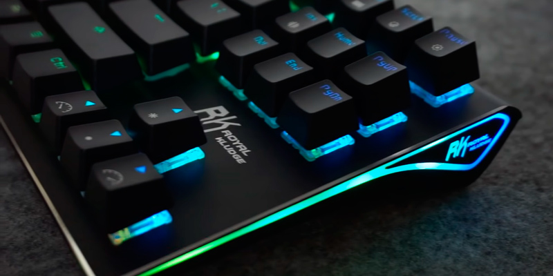 Review of RK RGB Wireless Mechanical Keyboard