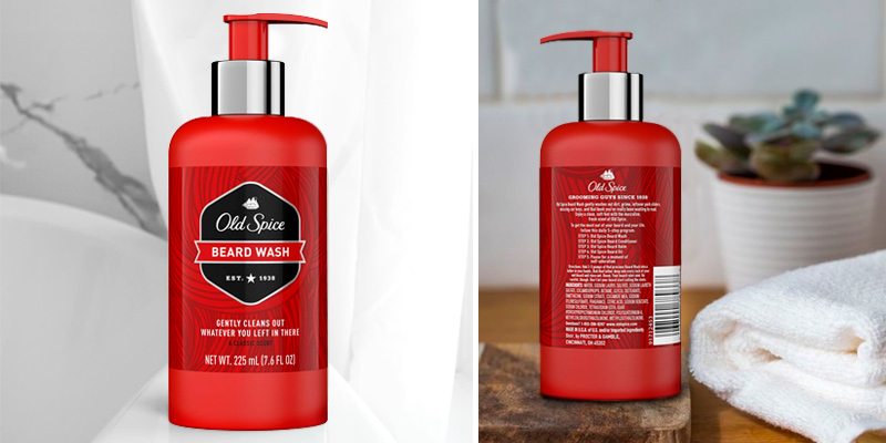 Review of Old Spice Beard Wash, Shampoo for Men