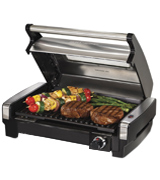Hamilton Beach 25361 Electric Smokeless Indoor Grill
