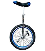Fantasycart 16 Unicycle with Skidproof Tire