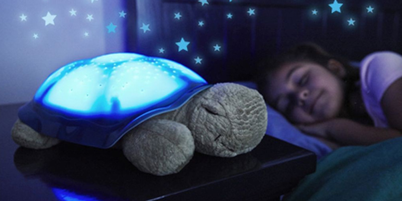 Cloud b Constellation Night Light Twilight Turtle application
