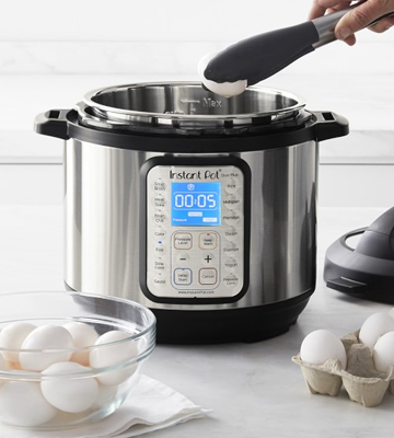 Review of Instant Pot DUO 60 Plus (9-in-1) 6 Qt Multi- Use Programmable Pressure Cooker