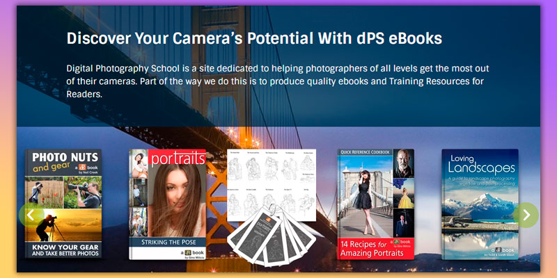 Detailed review of Digital Photography School Home Courses