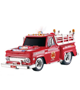 KidiRace Remote Control Fire Engine Truck