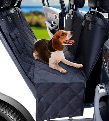 Review of URPOWER Dog Seat Cover Car Seat Cover for Pets 100% Waterproof Pet Seat Cover