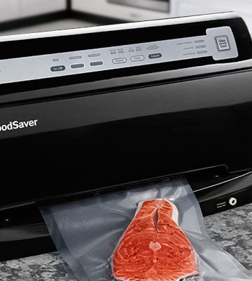 Review of FoodSaver V3460 Automatic Vacuum Sealing System