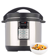 Fagor LUX 6 quart 670041880 Multi-Cooker, Electric Pressure Cooker and more