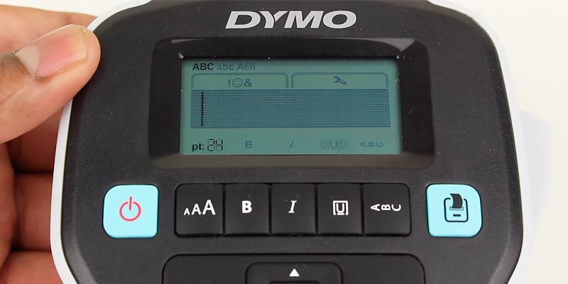 Review of Dymo LabelManager 280 Rechargeable Hand-Held Label Maker