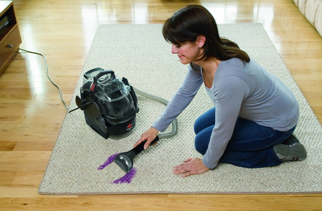 Comparison of Spot Carpet Cleaners for Quick Sweep-Ups