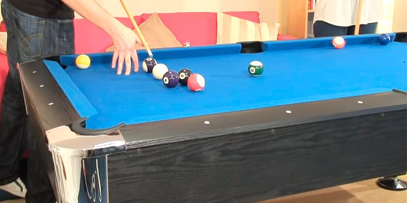 Fat Cat Tucson MMXI 7' Pool/Billiard Game Table in the use
