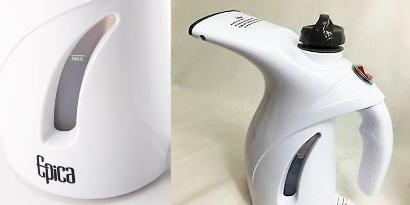 Review of Epica 800 Handheld Fabric Steamer