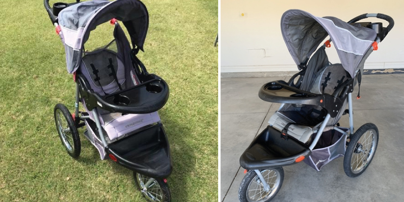 Review of Baby Trend Expedition Phantom Jogger Stroller