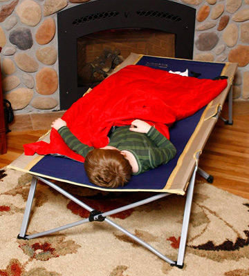 Review of Byer of Maine 311 Camping Cot with Travel Bag