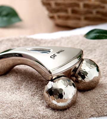 Review of Alpha Ballic Platinum electronic roller Massager