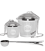 Chefast Combo Kit of Single Cup and Large Infusers Tea Infuser Set