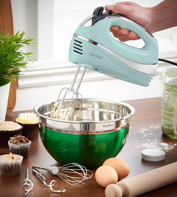 Review of VonShef 13/328 Electric Hand Mixer