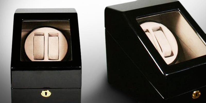 Review of Kendal Double Automatic Wood Watch Winder