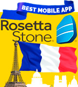 Rosetta Stone Learn French Online
