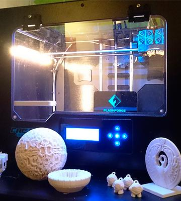 Review of FlashForge Creator Pro 3D Printer
