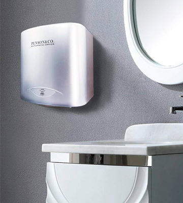 Review of PENSON & CO. Automatic Hand Dryer Commercial High Speed
