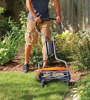 Review of Fiskars 362050-1001 StaySharp Max Reel Mower