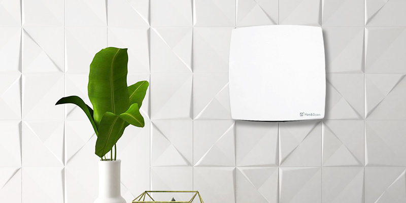 Review of Hon&Guan HGA-150A Bathroom Ventilation Fan