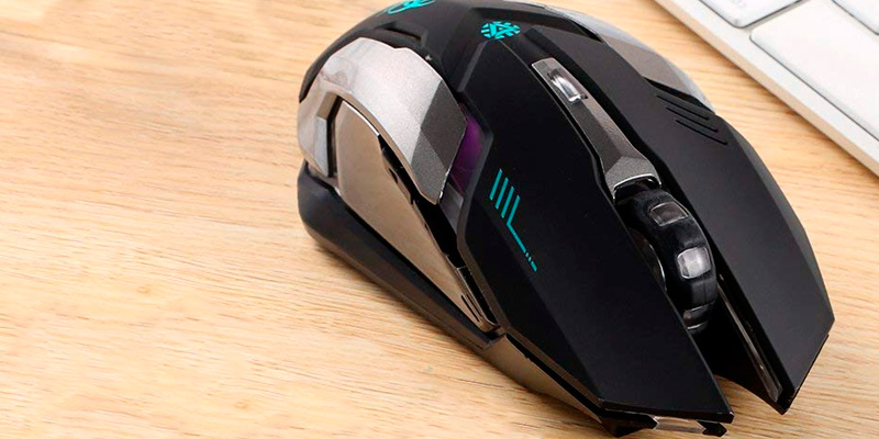 Review of VEGCOO C8 Silent Click Wireless Gaming Mouse