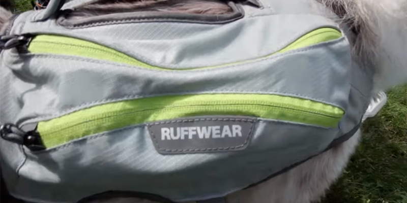 Review of Ruffwear Singletrak Low-Profile Hydration Pack