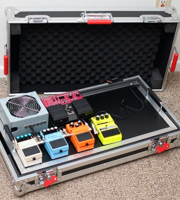 Review of Gator G-TOUR Pedal Board