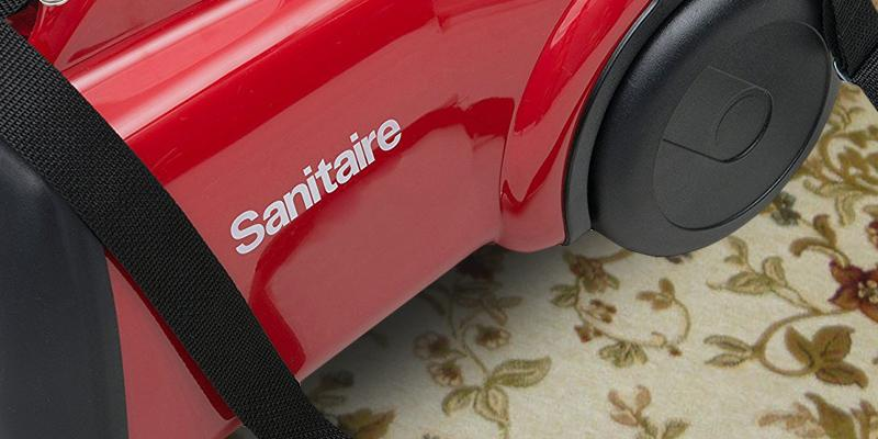 Review of Sanitaire SC3683B Commercial Canister Vacuum