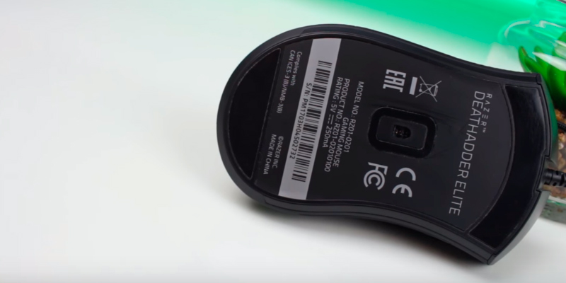 Detailed review of Razer RZ01-02010100-R3 RGB Ergonomic Gaming Mouse