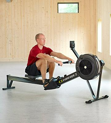 Review of Concept2 Model D Indoor Rowing Machine