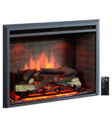 PuraFlame EF45DFGF Electric Fireplace Insert with Remote Control