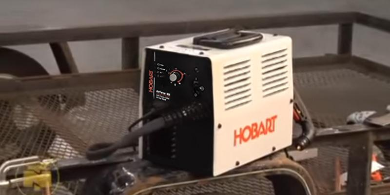 Review of Hobart Airforce 40i Plasma Cutter
